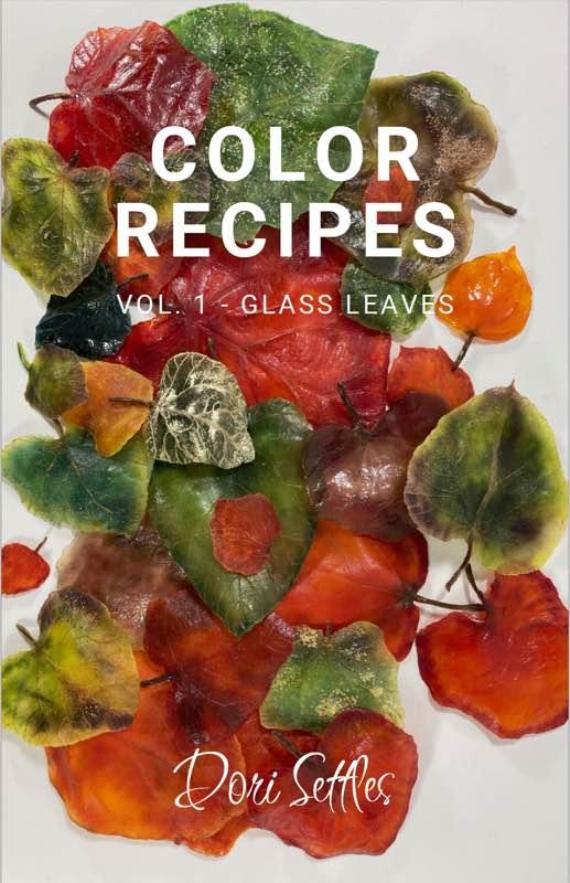 Color Recipe Book Cover